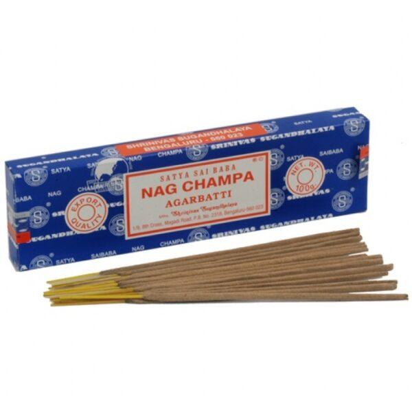 Satya Incense Sticks Nag Champa