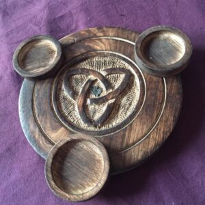 Celtic Tealight Holder