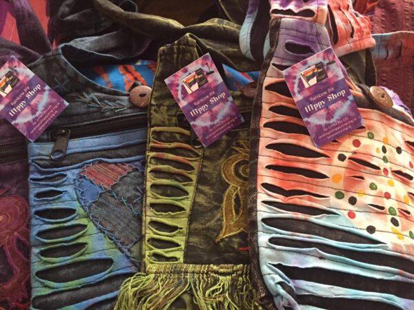 Hippy Bags Tie Dye