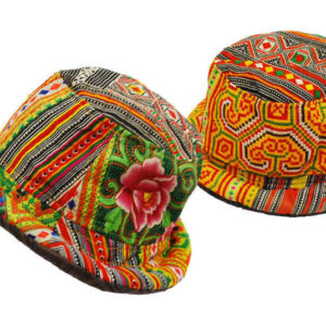 Festival Hat Rim Thai Style Light Colours