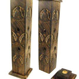 Wooden Tower Ash Catcher