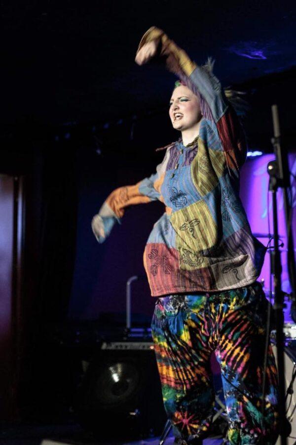 Harems Tie Dye Rainbow Fair Trade
