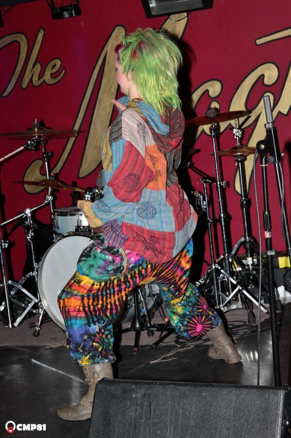 Harems Tie Dye Rainbow