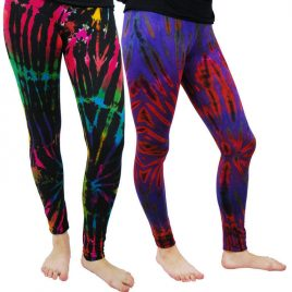 Full Length Tie-Dye Legging