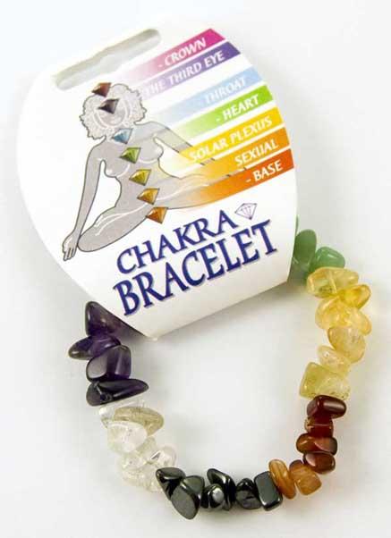 Chakra Bracelet stones