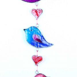Suncatcher Birds on a String