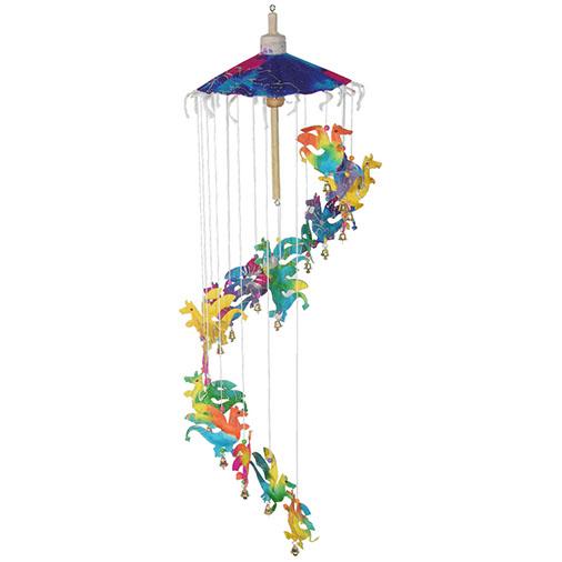 Rainbow Dragon Mobile Decoration Gift