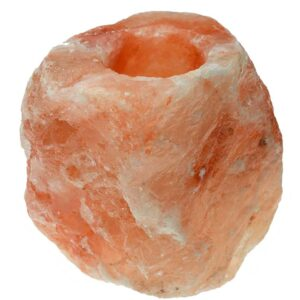 Himalayan Salt Light Tea Light Holder