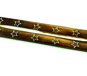 Incense Stick Holder Wooden Stars