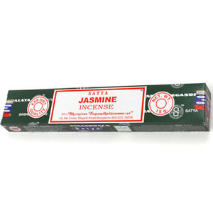 Satya Incense Sticks Jasmine