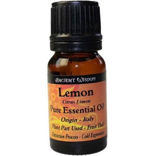 Essential Oil Lemon