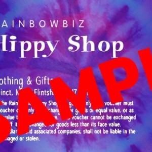 Hippy Shop Gift Voucher