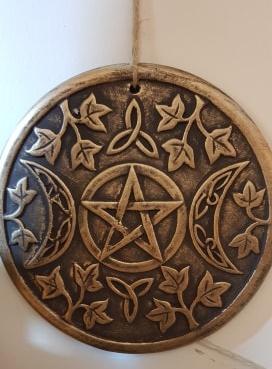 Plaque Star Decoration