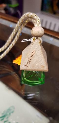 Fragrance Oil Perfume Holder Car Accessory