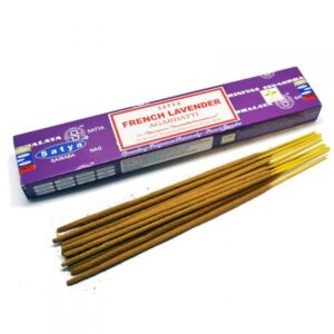 Satya Incense Sticks French Lavender