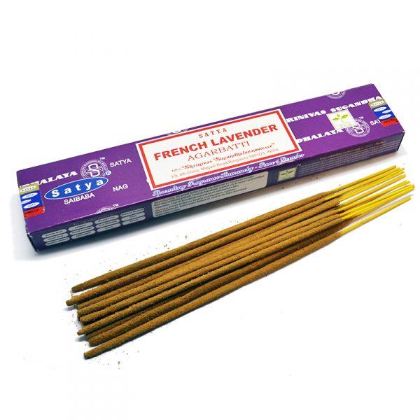 Satya Incense Sticks French Lavender