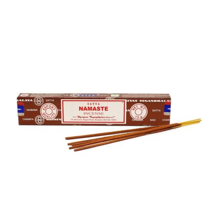 Satya Incense Sticks Namaste
