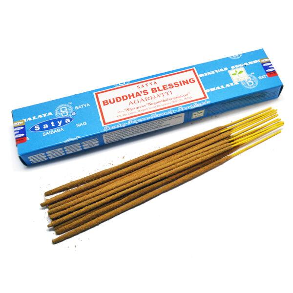 Satya Buddahs Blessing Incense Sticks