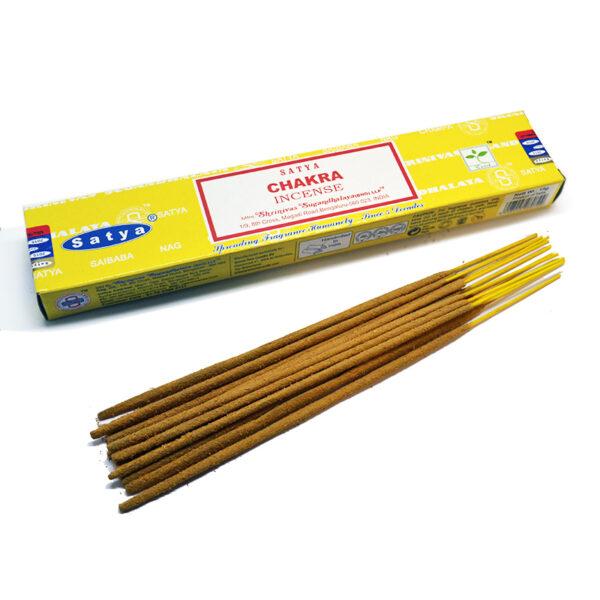 Satya Chakra Incense Sticks