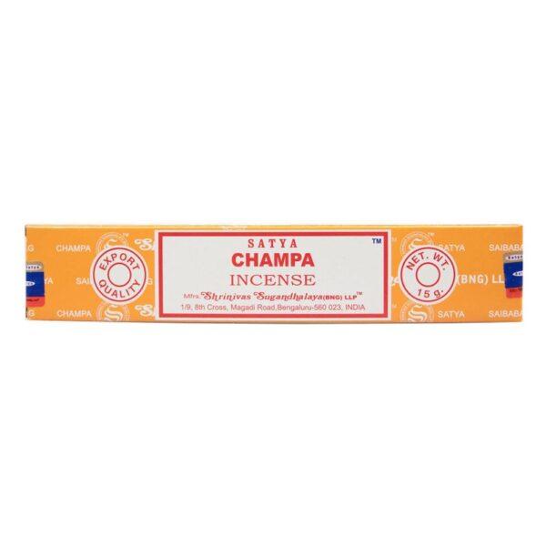 Satya Champa Incense Sticks