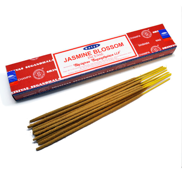 Satya Jasmine Blossom Incense Sticks