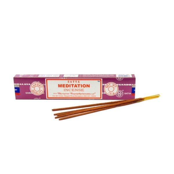 Satya Meditation Incense Sticks