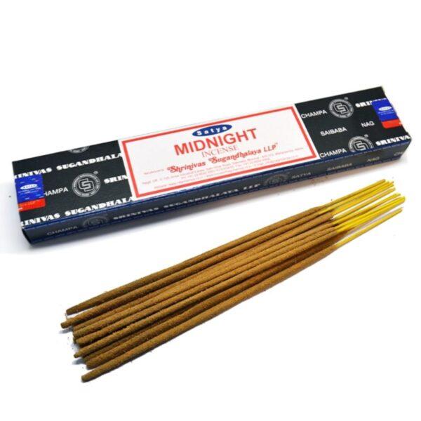 Satya Midnight Incense Sticks