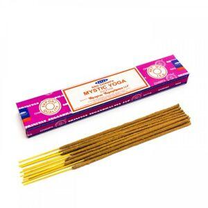 Satya Mystic Yoga Incense Sticks