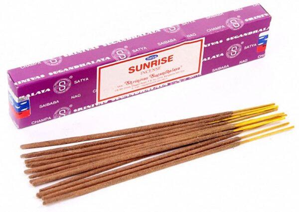 Satya Sunrise Incense Sticks