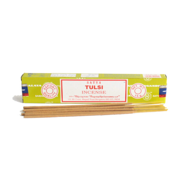 Satya Tulsi Incense Sticks