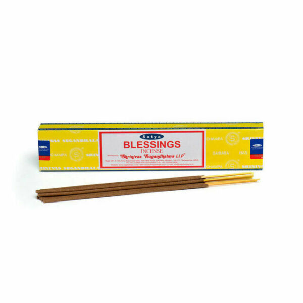 Satya Incense Sticks Blessings