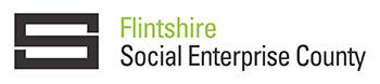 Flintshire Social Enterprise County logo