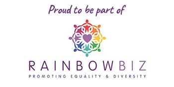 RainbowBiz CIC Logo