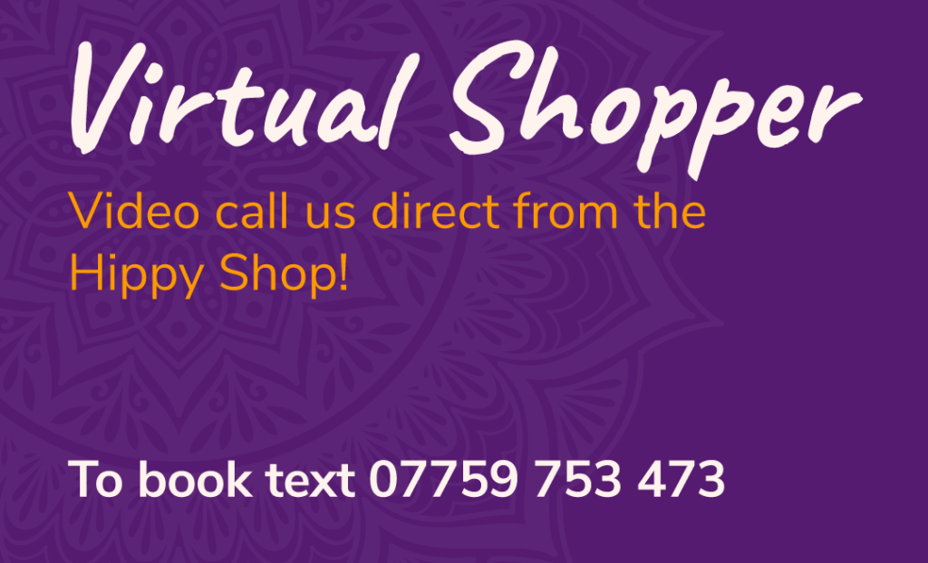 Virtual Shopper Banner