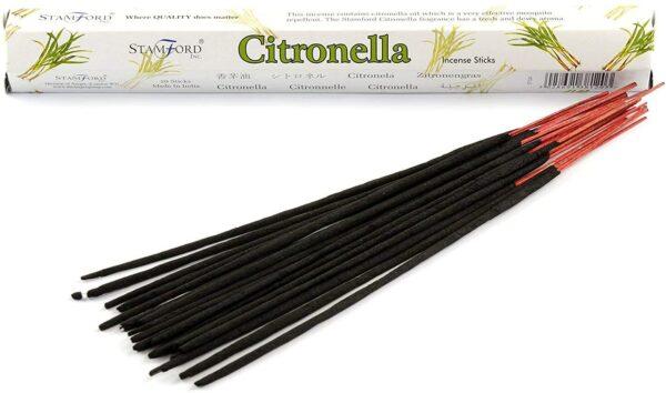 Stamford Incense Sticks Citronella