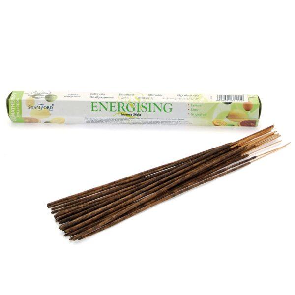 Stamford Incense Sticks Energising