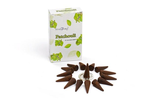 Stamford Incense Cones Patchouli