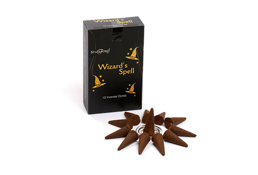 Stamford Incense Cones Wizards Spell