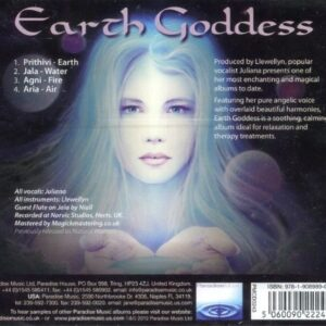 CD Earth Goddess Juliana Llewellyn