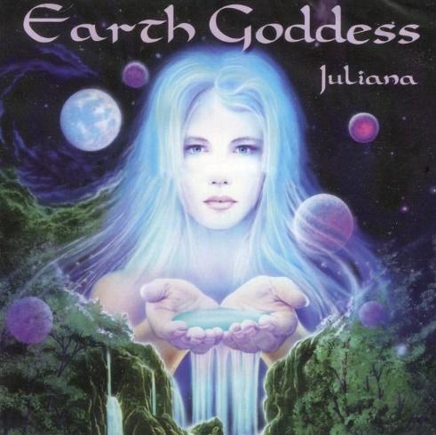 CD Earth Goddess Juliana