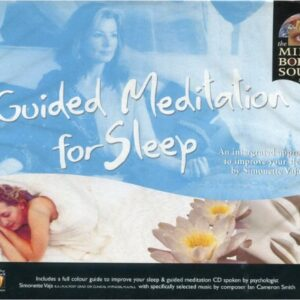CD Guided Meditation For Sleep