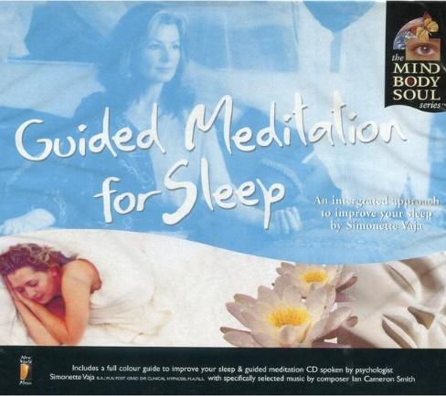 CD Guided Meditation For Sleep