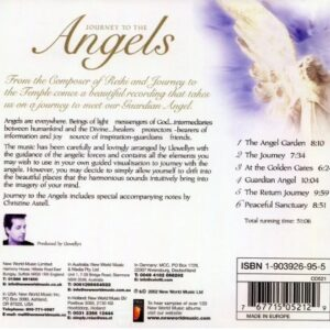 CD Journey To The Angels Llewellyn Healers