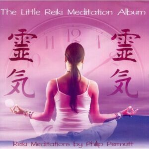 CD Little Reiki Meditation Album