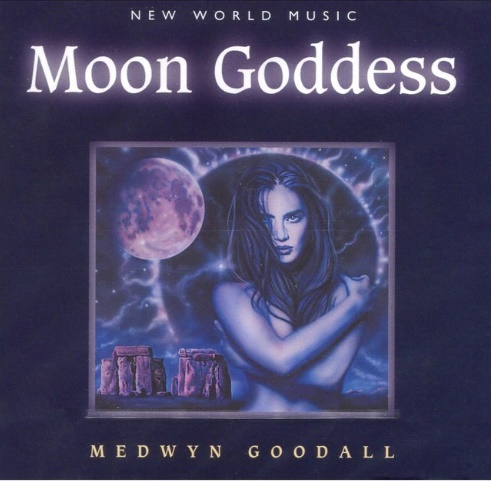 CD Moon Goddess Medwyn Goodall
