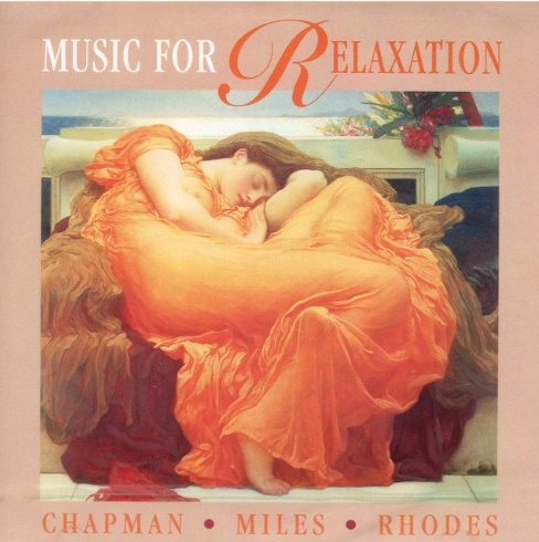 CD Music For Relaxation