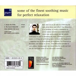 CD Pure Relaxation Soothing Music