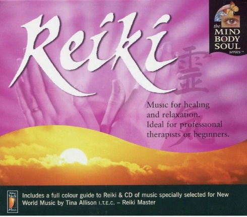 CD Reiki Music For Healing