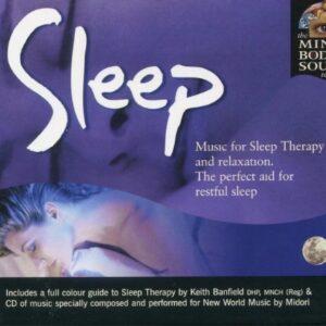 CD Sleep Mind Body Soul Music