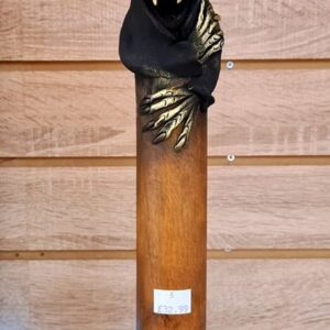 Death Grim Reaper Incense Ashcatcher Black Terry Pratchett